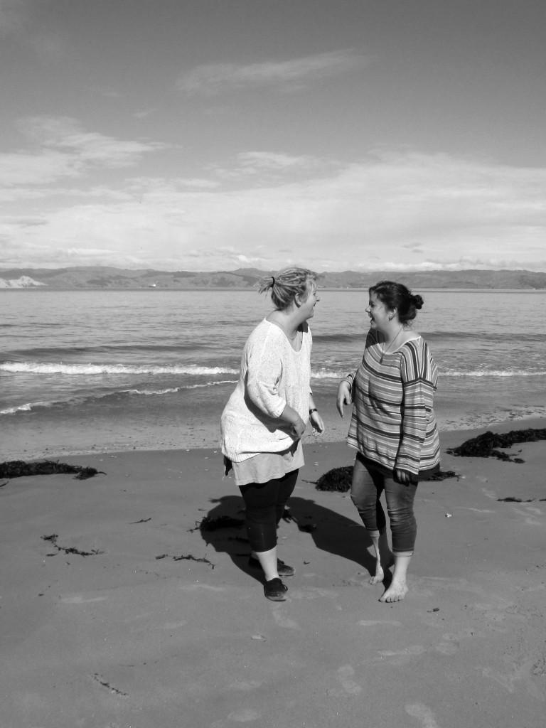 »Kia ora«, das ist Maori und heißt »Herzlich Willkommen«