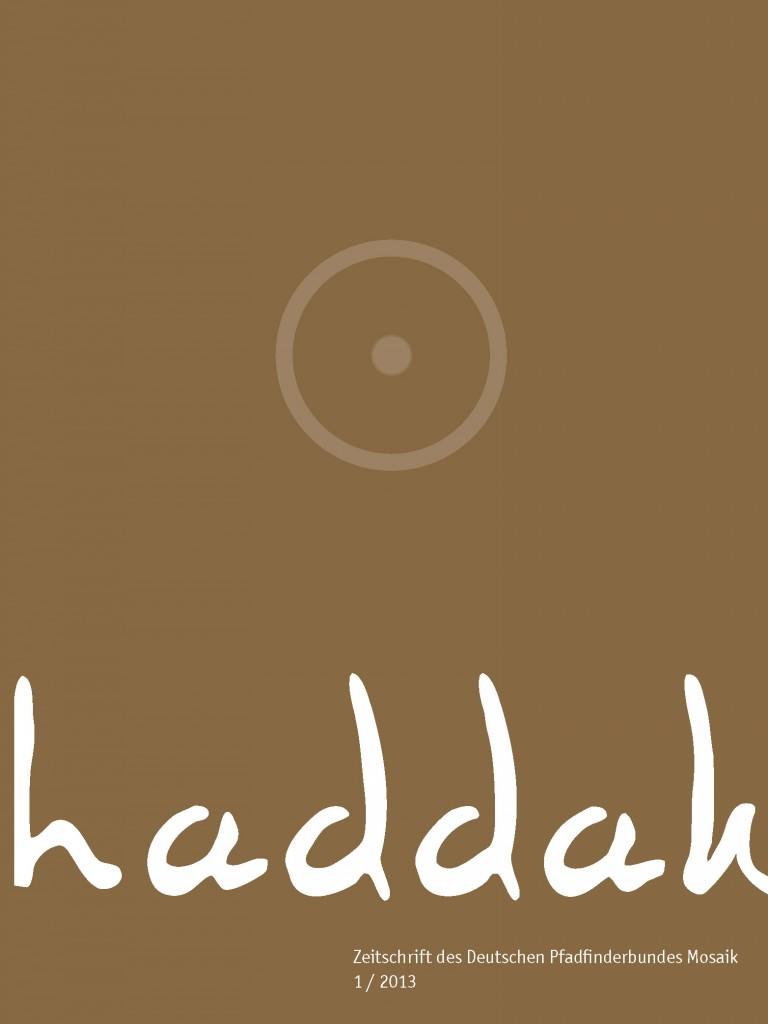 haddak 1/2013