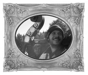 David auf dem Meißner-Lager 2013