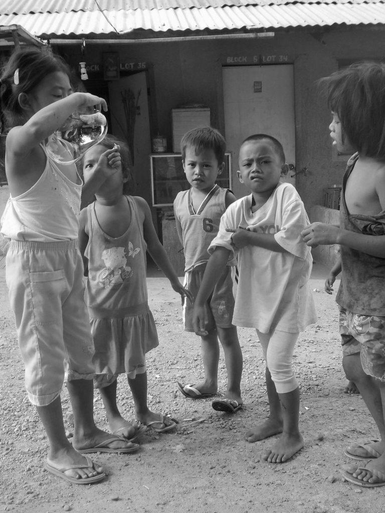 Marie auf den Philippinen