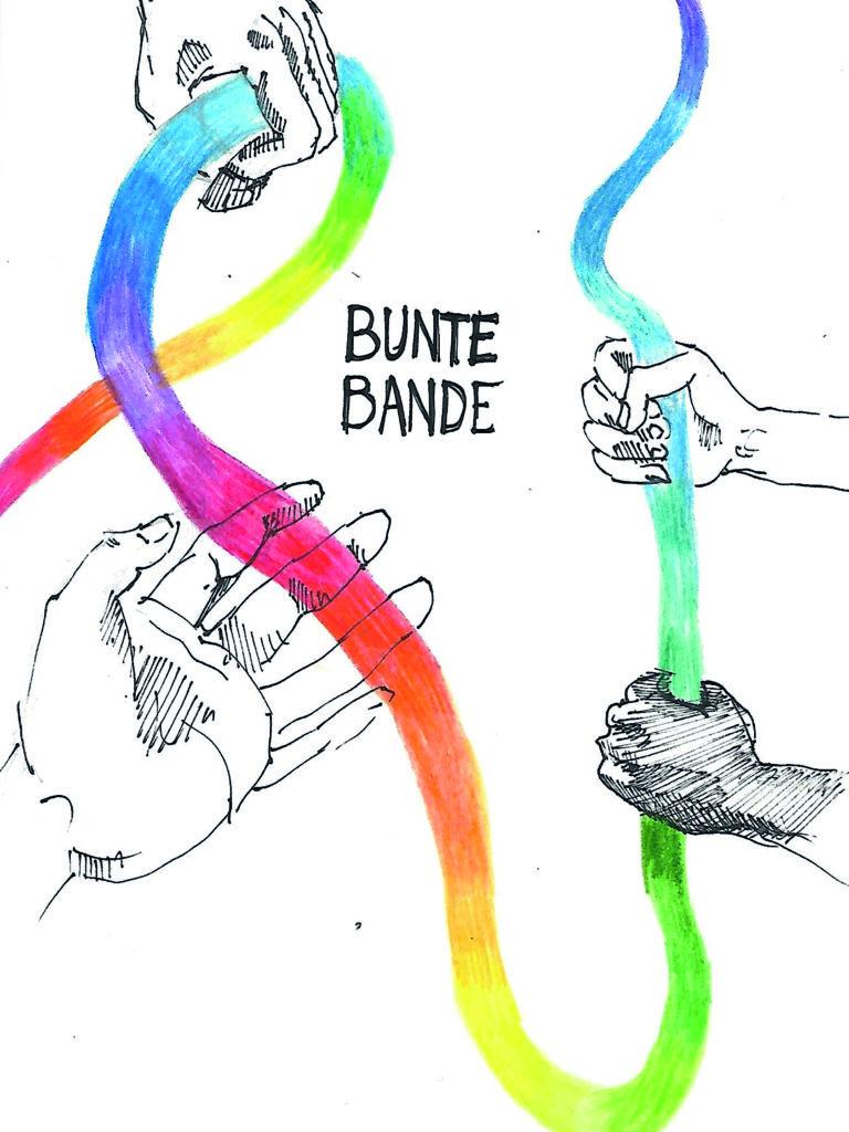 Bunte Bande